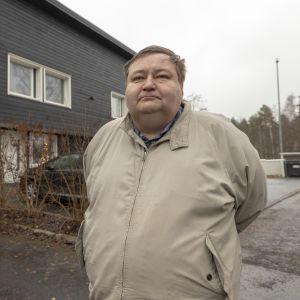 isännöitsijä Ari Vaskelainen