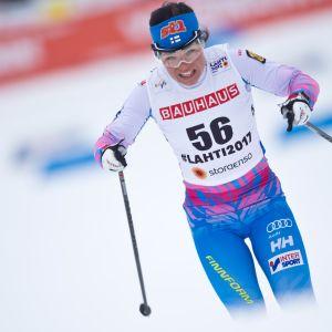 Krista Pärmäkoski, 2017