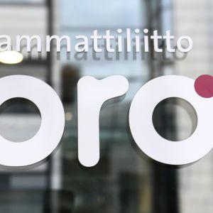 Ammattiliitto Pron toimisto Helsingin Ruoholahdessa.