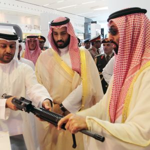 Asemessujen tarjontaan Abu Dhabissa