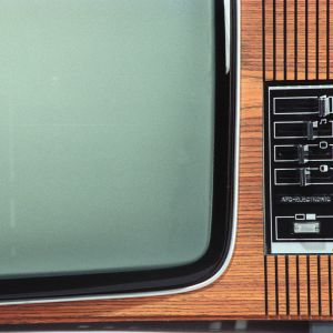 Vanha televisio