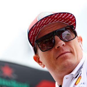 Kimi Räikkönen Brasiliassa 2019.