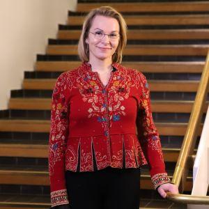 Rovaniemen kunnanjohtaja Ulla-Kirsikka Vainio.