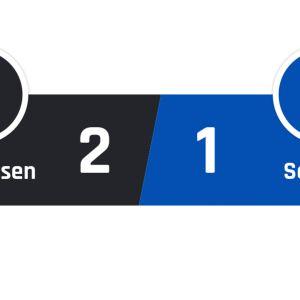 Leverkusen - Schalke 2-1