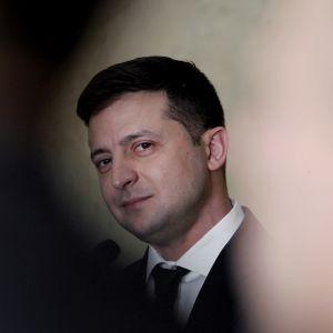 Volodymyr Zelenskyi