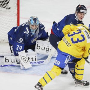 Harri Säteri, Teemu Eronen ja Michael Lindqvist