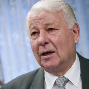 STK:n entinen toimitusjohtaja Tapani Kahri kuvattuna syyskuussa vuonna 2011.