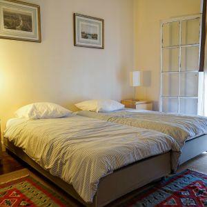 Airbnb-asunto Pariisissa.