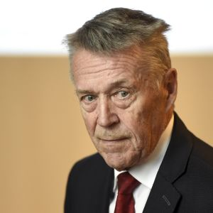 SDP:n pitkäaikainen kansanedustaja, ministeri Matti Ahde.