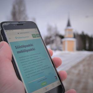 Säästöpankki Optia lakkauttaa konttorinsa Rautavaaralla maaliskuun alussa. Asiakkaita kannustetaan nettipalvelujen käyttöön.