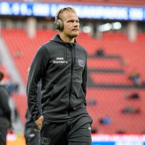 Joel Pohjanpalo Leverkusen