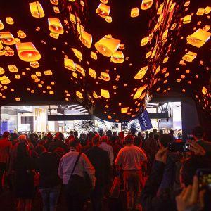 LG's OLED flexible screens