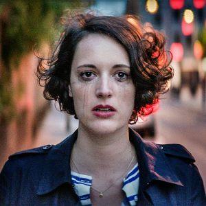 Fleabag tv-sarjan päähenkilöä näyttelee Phoebe Waller-Bridge.