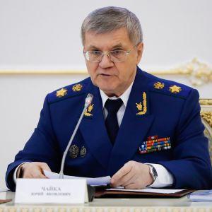 Venäjän entinen valtakunnansyyttäjä Juri Tšaika.