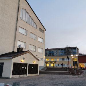 Sammon koulu Tampereella.