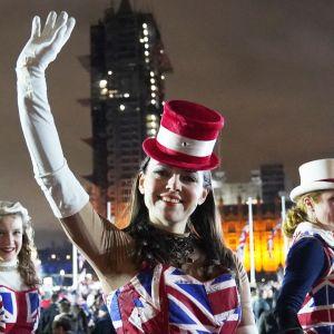 Brexit-juhlijoita