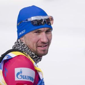 Aleksandr Loginov kuvassa