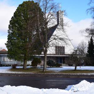 Länsi-Porin kirkko