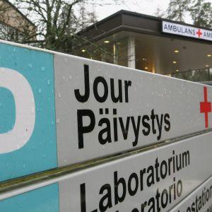 Raaseporin sairaalassa toimii vielä tällä hetkellä ympärivuorokautinen perus- ja erikoissairaanhoidon yhteispäivystys.