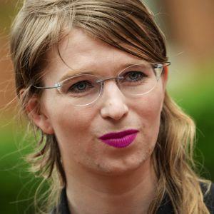 Chelsea Manning toukokuussa 2019.