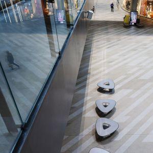 Mall of Triplassa on autiota.