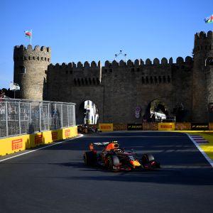 Formula 1 Azerbaidzhan