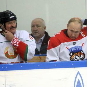 Aleksandr Lukashenko, Putin