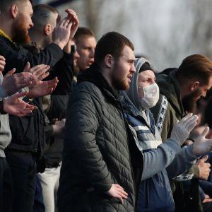 FC Minsk and FC Dinamo-Minsk