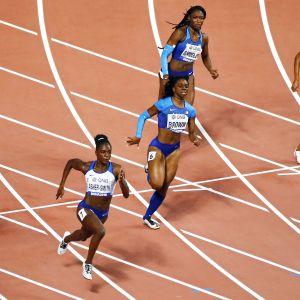 Doha MM 200m