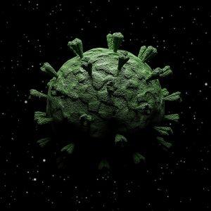 Koronavirus, kuvituskuva