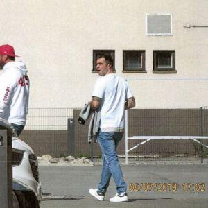 Niko Ranta-aho Turussa 6. heinäkuuta 2019. Kuva on peräisin poliisin esitutkintamateriaalista.