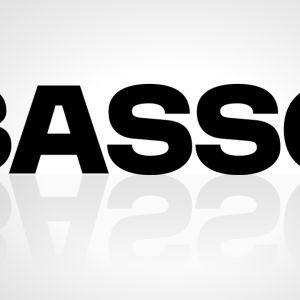 Basso-radiokanavan logo.
