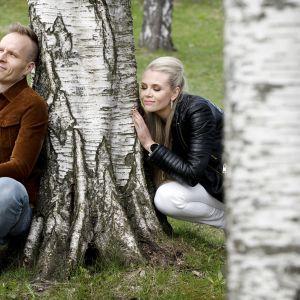 Mikko Kekäläinen ja Susanna Laine