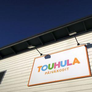 Päiväkotiyritys Touhulan päiväkoti Vantaalla.