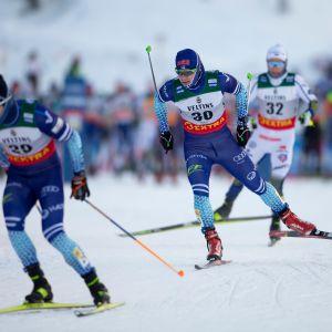 Lauri Lepistö (FIN), Björn Sandström (SWE)