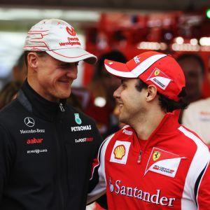 Schumacher Massa
