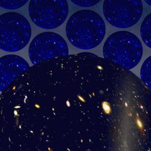 Tunnetun maailmankaikkeuden säde 45mrd valovuotta