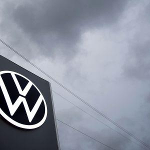Volkswagenin logo