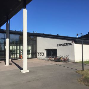 Lapin amk, Kivikon kampus