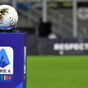 Serie A -logo, kuvituskuva