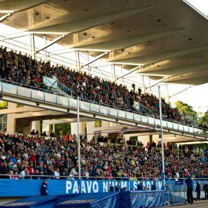 Paavo Nurmi Games 2018.
