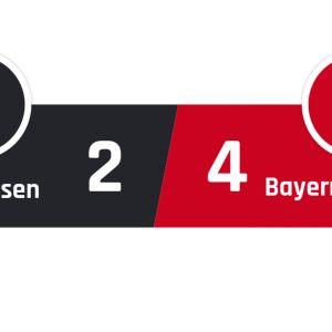Leverkusen - Bayern München 2-4