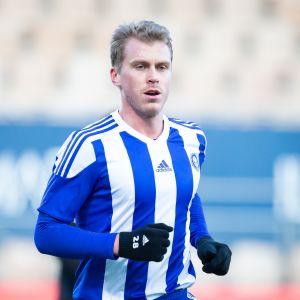 Rasmus Schüller on jälleen HJK:n mies.
