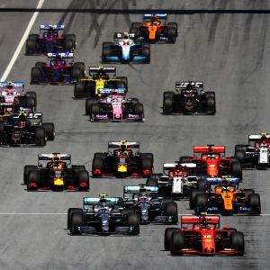 Itävallan GP 2019