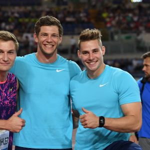 Thomas Röhler, Andreas Hofmann ja Johannes Vetter