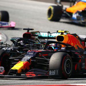 Lewis Hamilton, Alex Albon