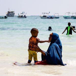 Somalialla on manner-Afrikan pisin rannikko, mikä tekee maasta strategisesti kiinnostavan monelle alueen maille.