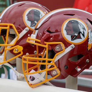 Washington Redskinsin kypärät