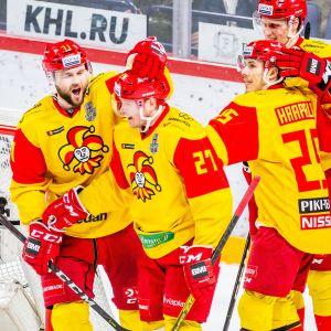 Jokerien KHL-kauden ympärillä leijuu isoja kysymysmerkkejä.