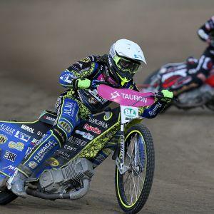Timo Lahti, speedway